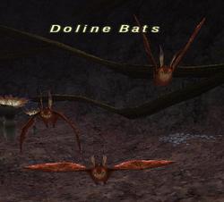 Doline Bats