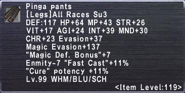 Pinga Pants