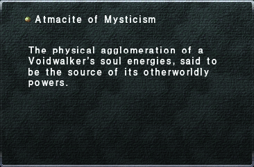 Atmacite of Mysticism