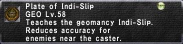 Indi-Slip