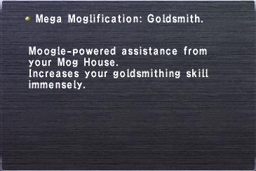 Mega Moglification Goldsmith