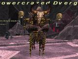 Powercrazed Dvergr