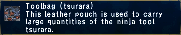Toolbag(tsurara)