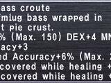 Sea Bass Croute