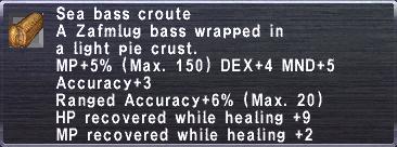 Seabasscroute