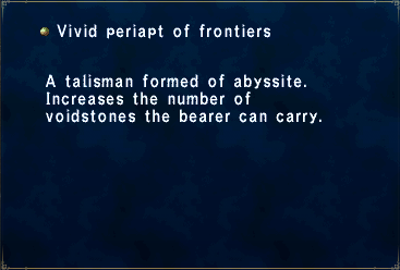 Vivid of Frontiers