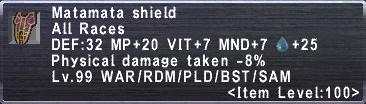 Matamata Shield