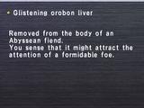 Glistening Orobon Liver