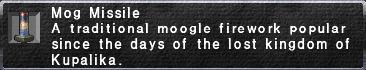 Mog Missile