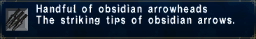 ObsidianArrowheads