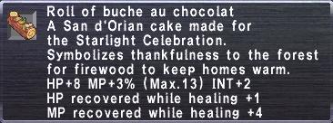 BucheAuChocolat
