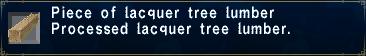 LacquerTreeLumber