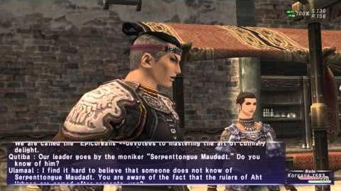 «FFXI-Movie» 0317 - Delivering the Goods