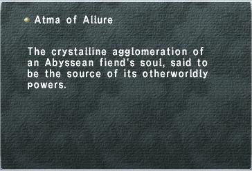 Atma of Allure