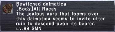 Bewitched Dalmatica