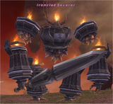 Ironclad Severer