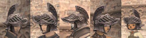 Mooglekupodetat armor Champion's Galea