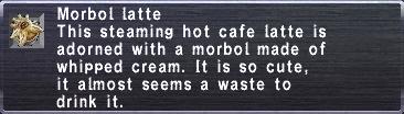 Morbol Latte
