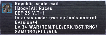 Republic Scale Mail