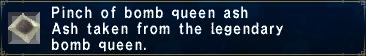 Bomb Queen Ash
