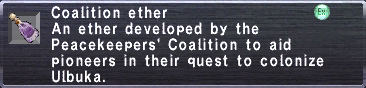 Coalition Ether