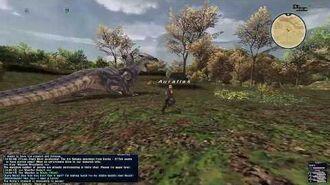 Hydra - ToAU NMs - Final Fantasy XI