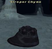 Stroper Chyme