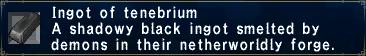 Tenebrium