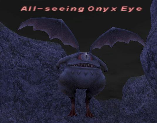 All-Seeing Onyx Eye | FFXIclopedia | FANDOM powered by Wikia