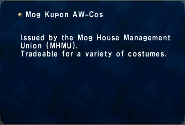 Mog Kupon AW-Cos ki
