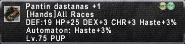 Pantin Dastanas 1