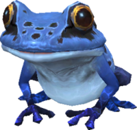 Azure Toad