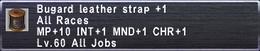Bugard Strap Plus One
