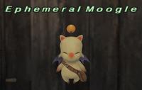 Ephemeral Moogle