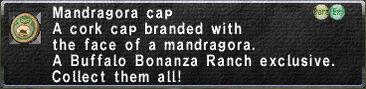 Mandragora cap
