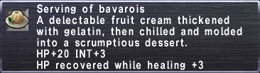 Bavarois