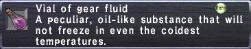 Gear Fluid