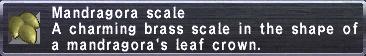 Mandra Scale