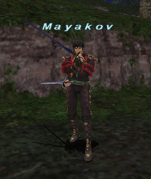 Trust Mayakov
