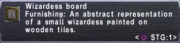 Wizardess Board