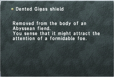 Dented Gigas Shield