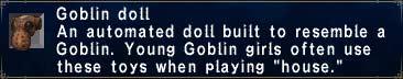 Goblin-Doll