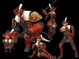 Warlock's Armor Set