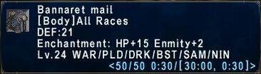 Bannaret Mail