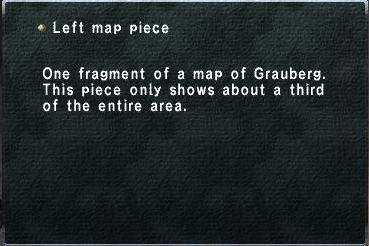 Left map piece