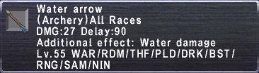 WaterArrow
