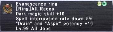 Evanescence Ring