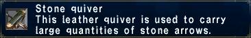 StoneQuiver