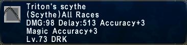 Triton'sScythe