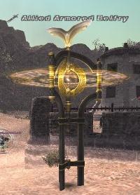 Allied armor belfry